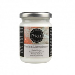 Medium do Pouring efekt marmuru  - Fleur 130 ml