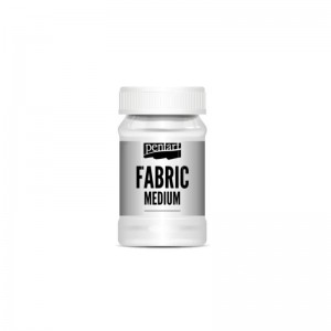 Fabric Medium do Tkanin i Skór - 100 ml